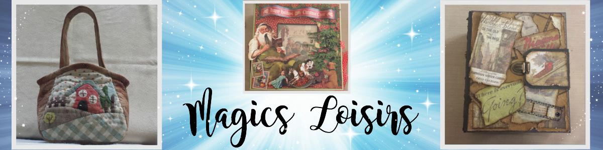Ma boutique : Magics Loisirs sur ETSY