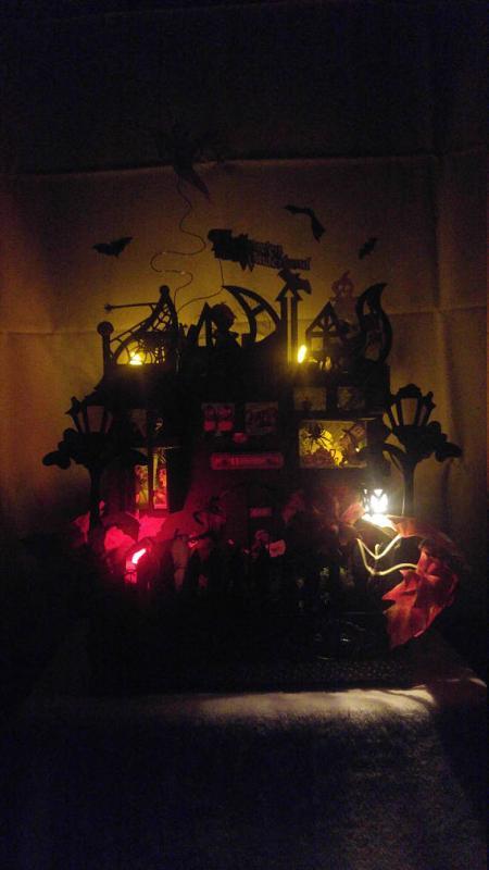 Meuble halloween