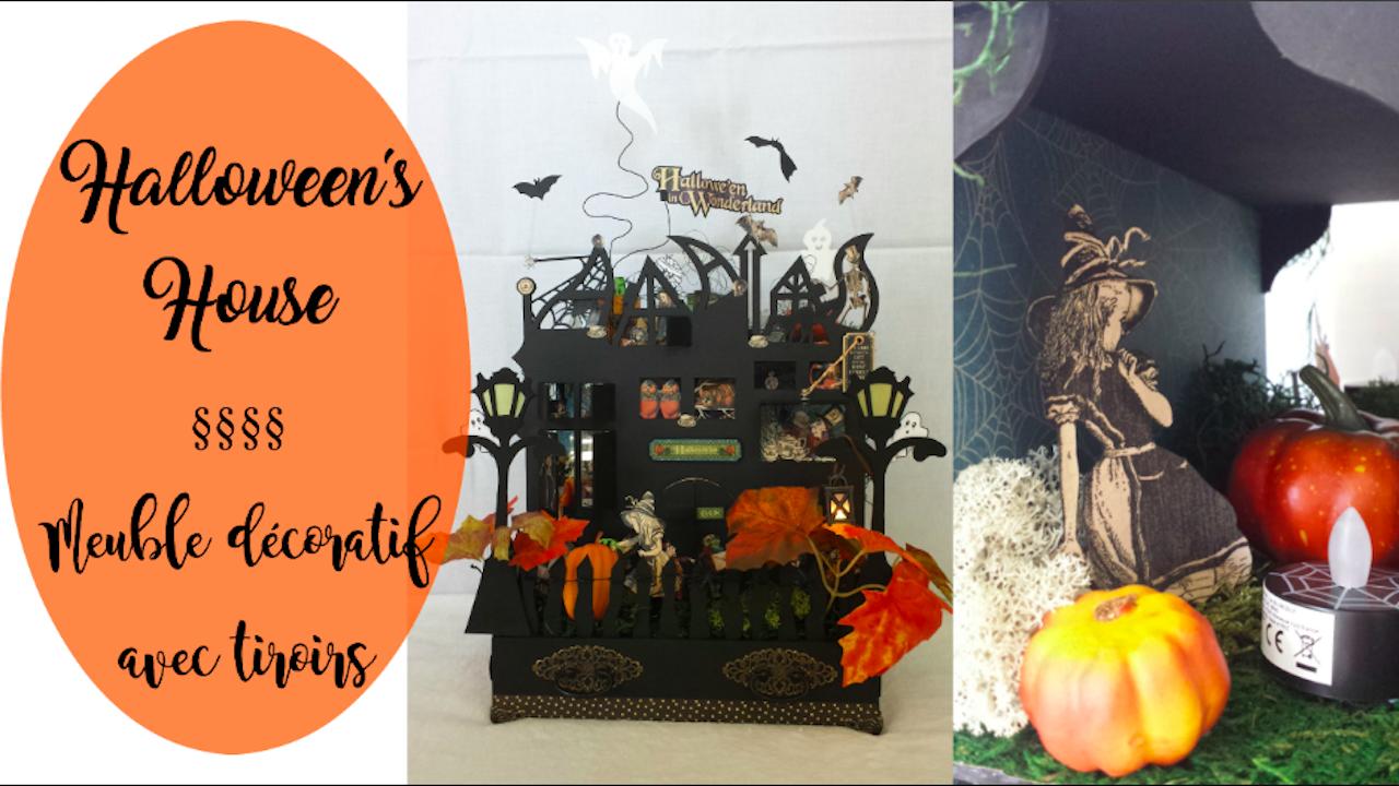 vidéo Halloween's House